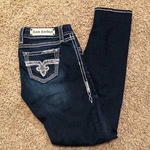 Rock Revival Easy Fit Skinny Jeans